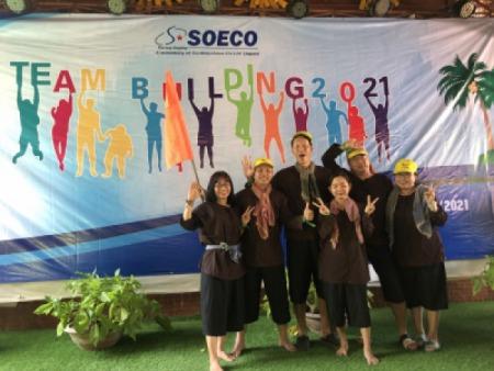TEAM BUILDING SOECO