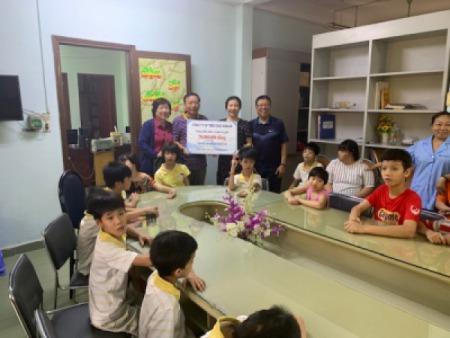 Chuyến đi Từ thiện hằng năm của công ty Sao Nam An