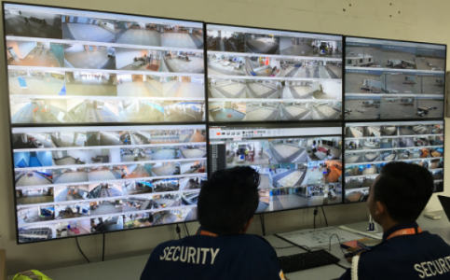 Sân bay quốc tế Mandalay triển khai Video Insight Hệ thống quản lý hình ảnh của Panasonic.