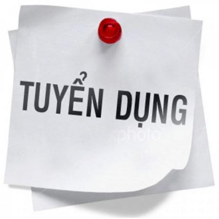 THÔNG TIN TUYỂN DỤNG 2017