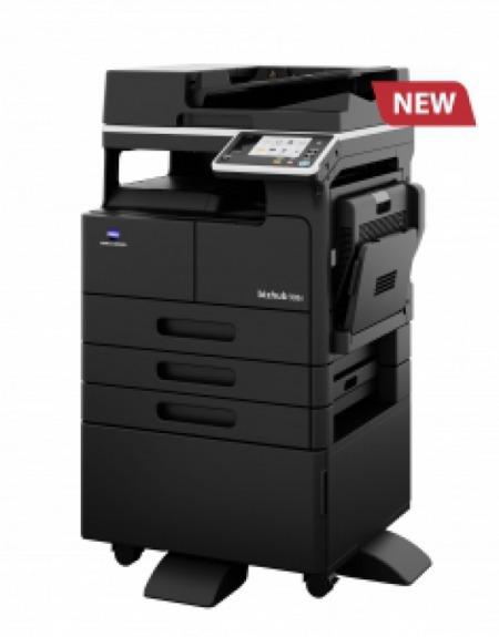Konica Minolta – Dòng sản phẩm máy photocopy trắng đen đa chức năng thế hệ mới năm 2019.