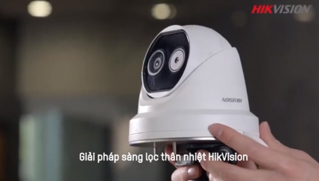 GIẢI PHÁP SÀNG LỌC THÂN NHIỆT HikVision