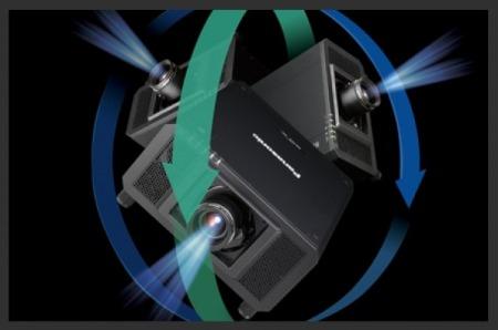 Giới thiệu máy chiếu Công Nghệ Solid Shine Led/Laser của Panasonic.