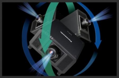 Giới thiệu máy chiếu Công Nghệ Solid Shine Led Laser của Panasonic.