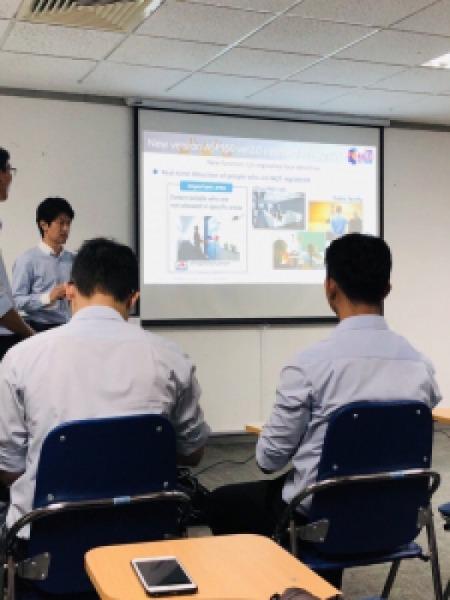 Panasonic tổ chức chương trình đào tạo về hệ thống nhận diện gương mặt FacePro