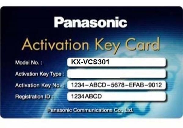 KX-VCS305W